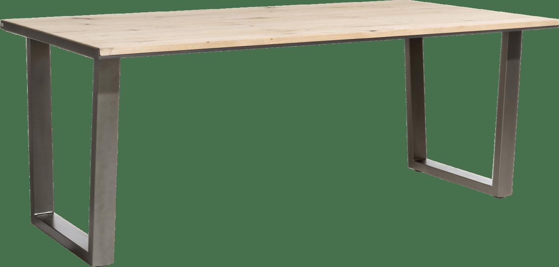 Faneur - eetkamertafel 230 x 100 cm - v-poot