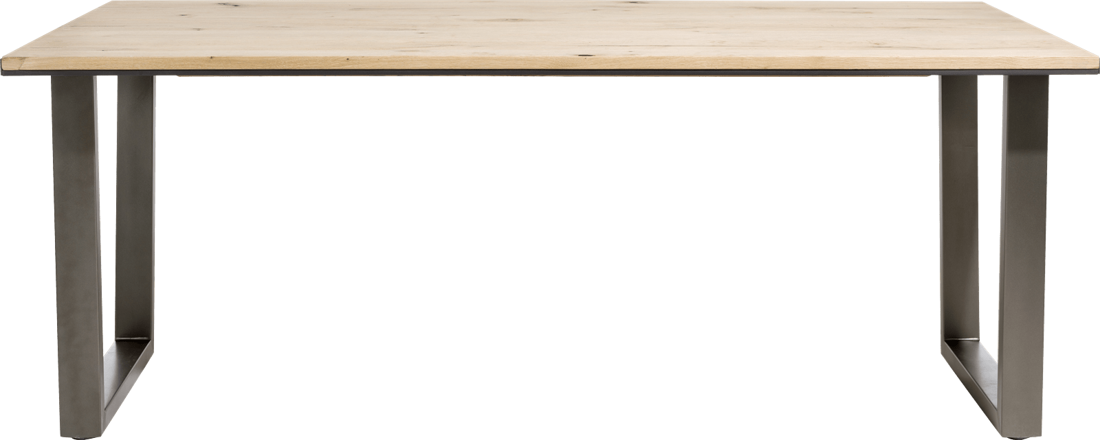 Faneur - eetkamertafel 170 x 100 cm - v-poot