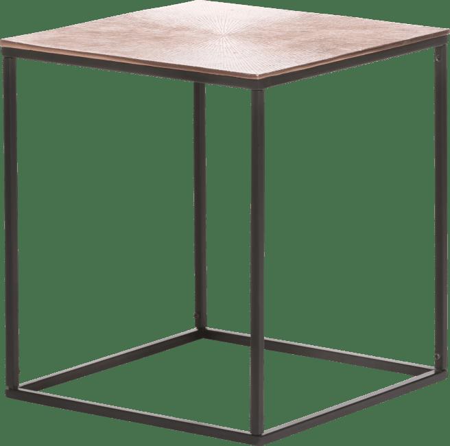 Coco Maison - table d'appoint mesa - cuivre
