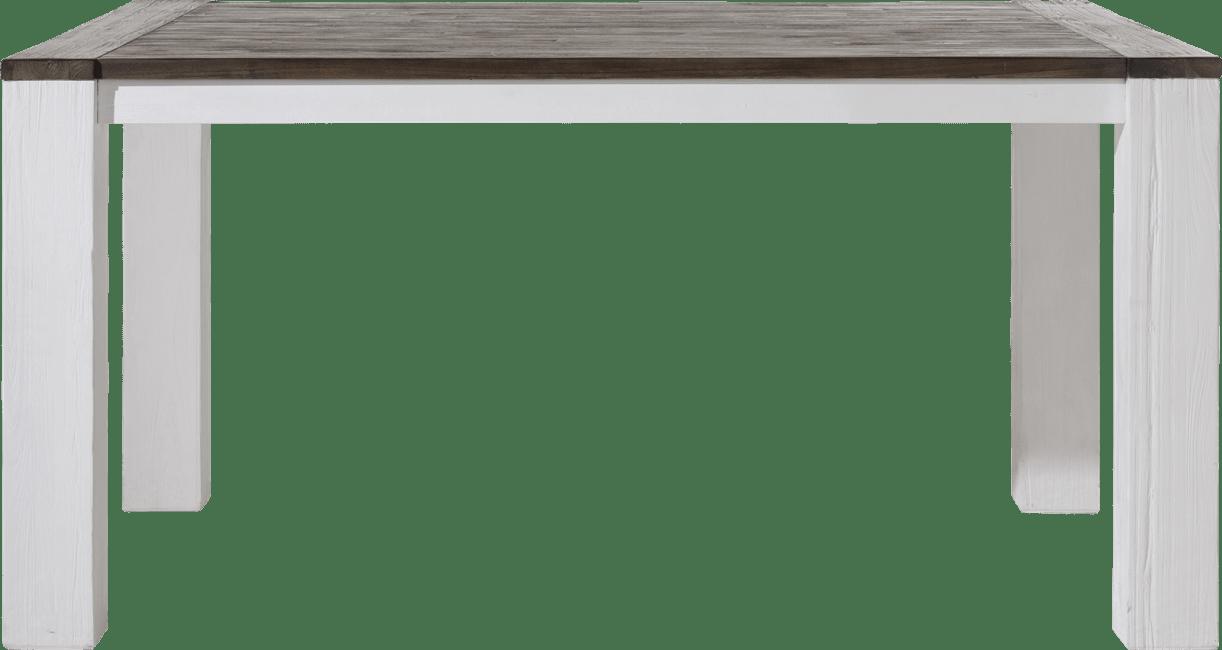 Deaumain - eetkamertafel 160 x 90 cm
