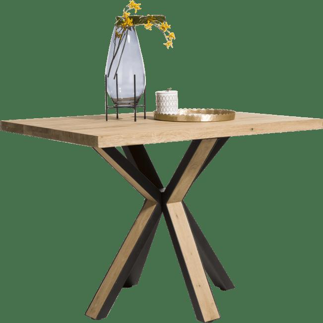 Ovada - bartafel 130 x 90 cm (hoogte 92 cm)