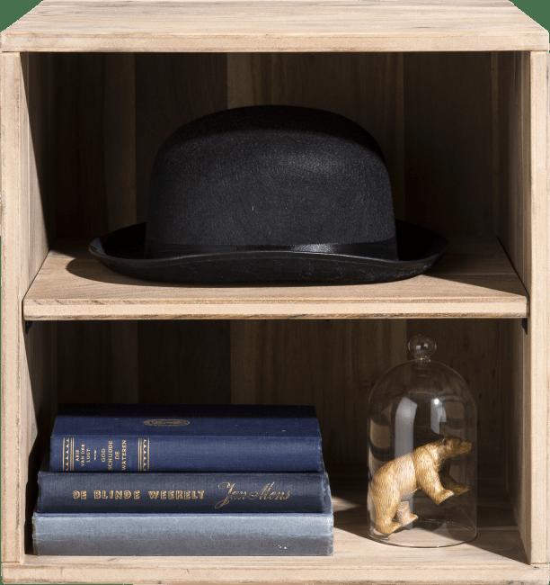 Vincent - box met legplank