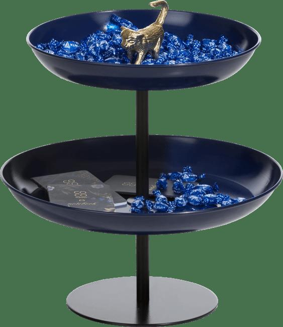 Coco Maison - bijzettafel tucson - blauw