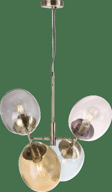 Coco Maison - brandon, haengelampe 4-flammig (e27)