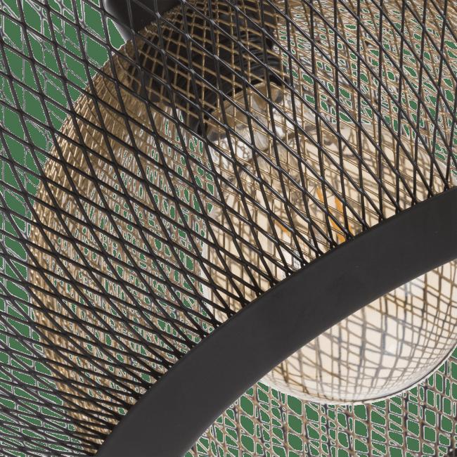 Coco Maison - marco, vloerlamp 1-lamp (e27) met dimmer