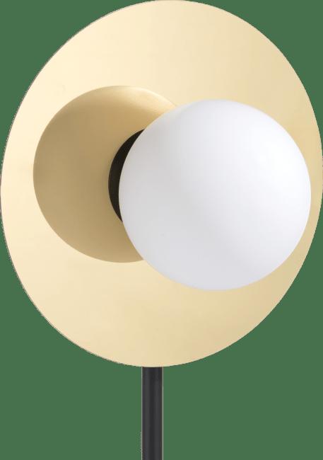 Coco Maison - jonah, tischlampe 1-flammig (g9) mit dimmer