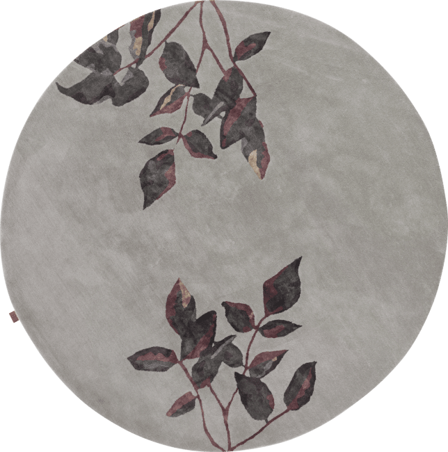 Coco Maison - karpet perth - diameter 250 cm - 75% wol / 25% viscose