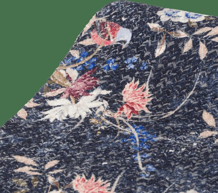 Coco Maison - teppich flower - durchmesser 150 cm