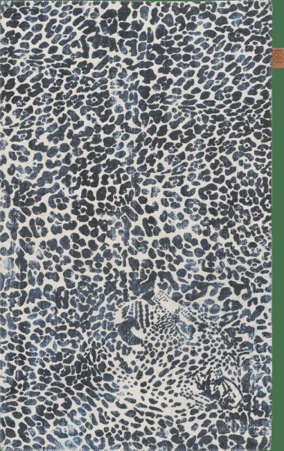 Coco Maison - teppich leopard - 90 x 150 cm - 100% polyester