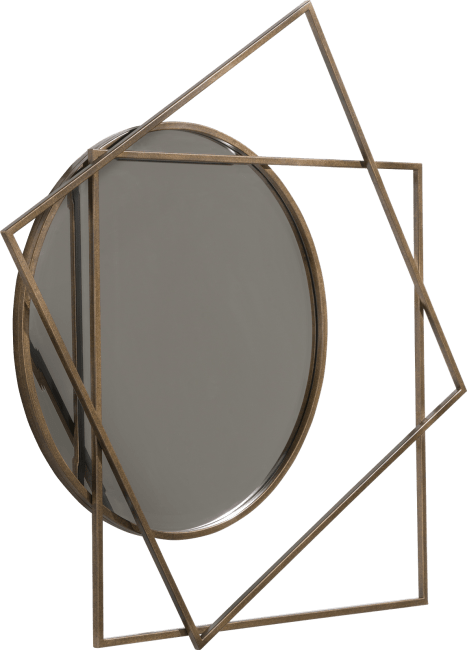 Coco Maison - wandspiegel billy - 82 x 82 cm