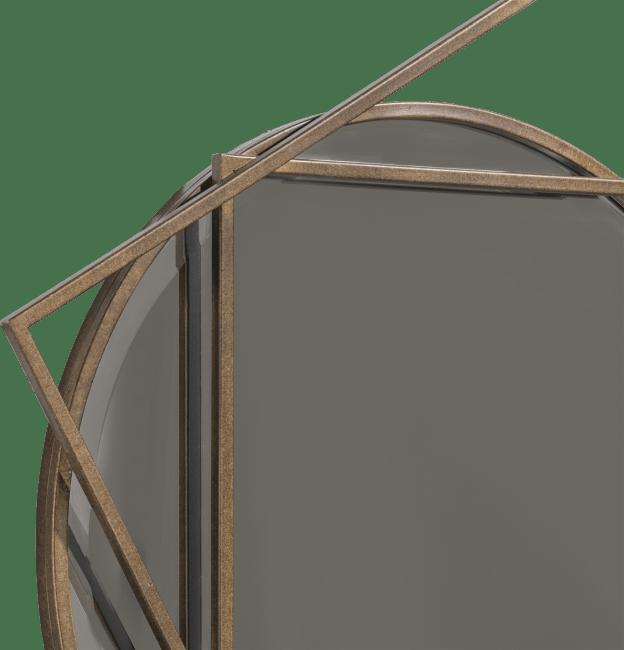 Coco Maison - mirroir billy - 82 x 82 cm