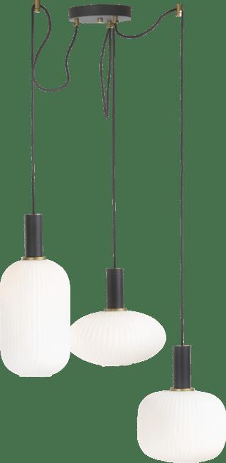 Coco Maison - david, lustre 3-ampoules