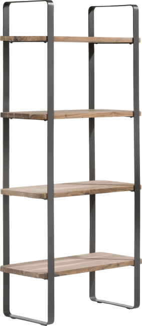 Coco Maison - boekenkast rosetta - 71 cm