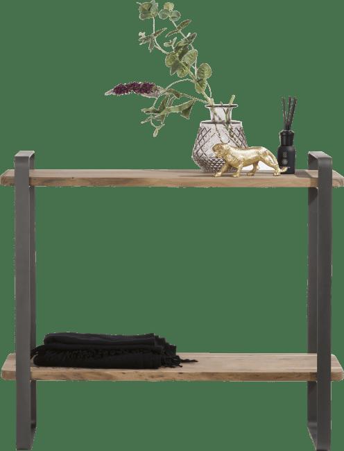 Coco Maison - bijzettafel rosetta - 35 x 95,5 cm + 1-niche