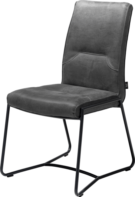 Donna - eetkamerstoel - frame off black