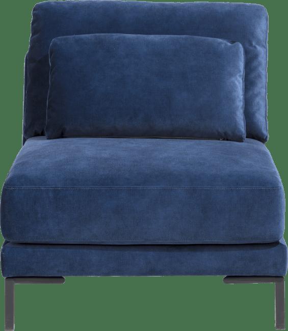 Toledos - 1-zits zonder armen - 80 cm