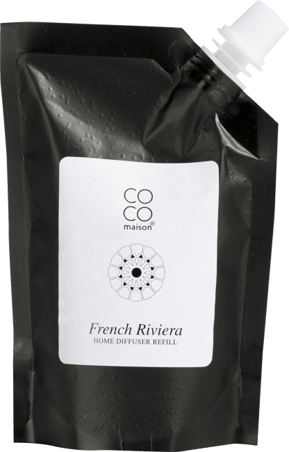 Coco Maison - recharge de diffuseur french riviera