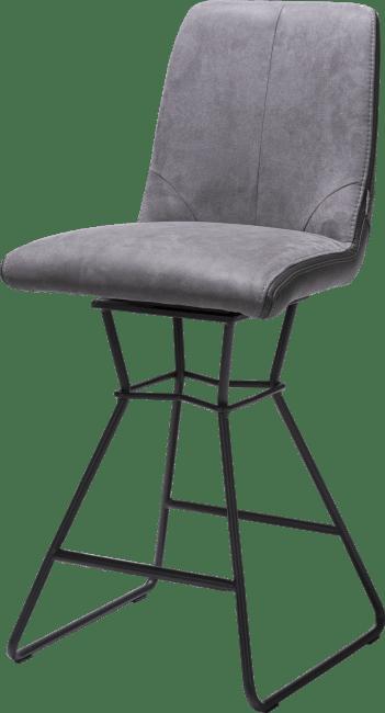 Arvin - barchair - black frame + combi kibo uk/tatra