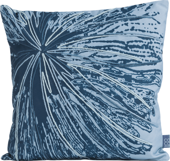 Coco Maison - cushion splash - 45 x 45 cm