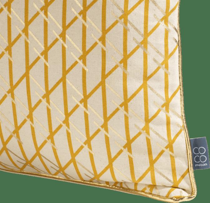 Coco Maison - coussin alizia - 45 x 45 cm