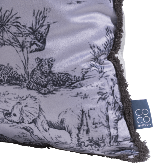 Coco Maison - cushion safari 45 x 45 cm