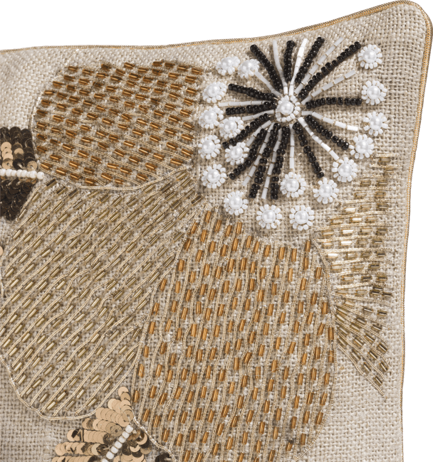 Coco Maison - kissen jasmine 45 x 45 cm