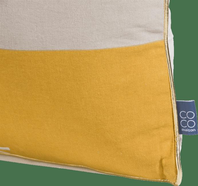 Coco Maison - cushion drip - 30 x 50 cm