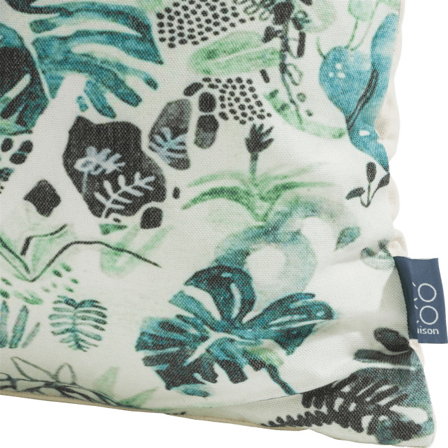 Coco Maison - coussin crazy jungle - 45 x 45 cm