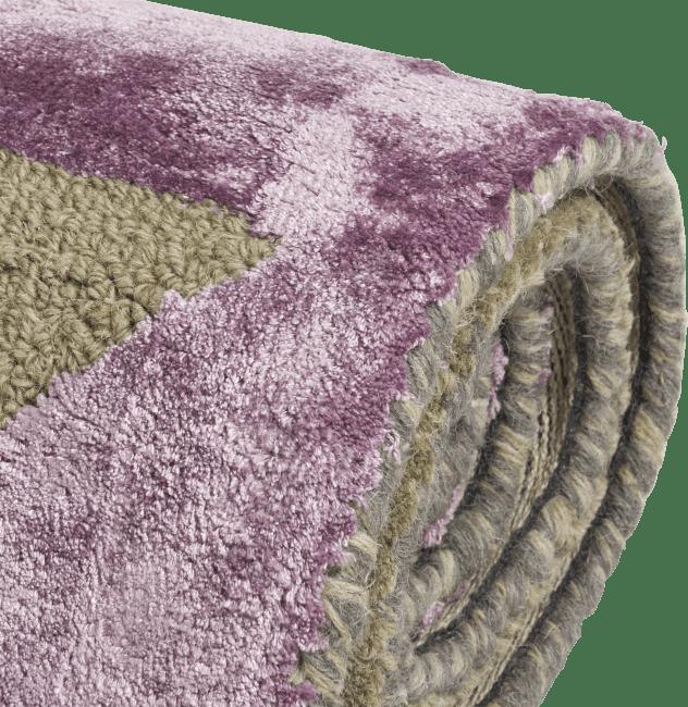 Coco Maison - tapis lilou - 160 x 230 cm - 80% laine / 20% viscose