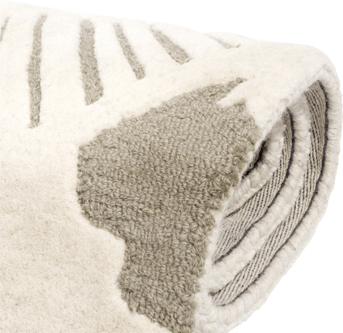 Coco Maison - teppich febe - 160 x 230 cm - 100% wolle