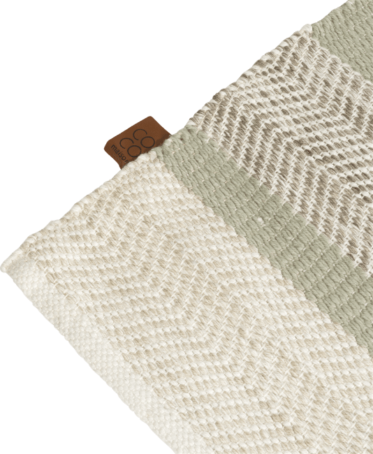 Coco Maison - teppich lindy - 160 x 230 cm - draussen - 100% polyester