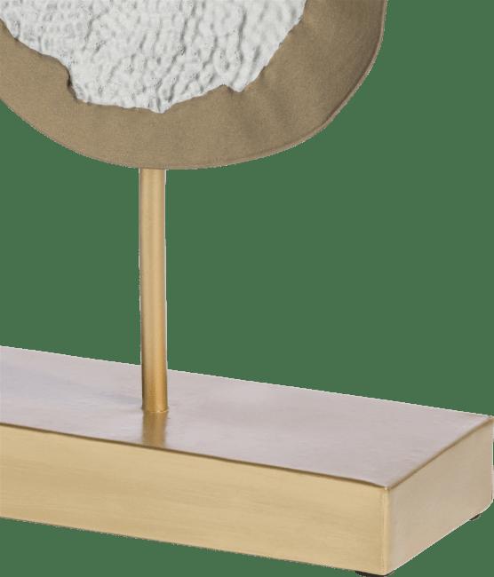 Coco Maison - beeld bloom - hoogte 64 cm