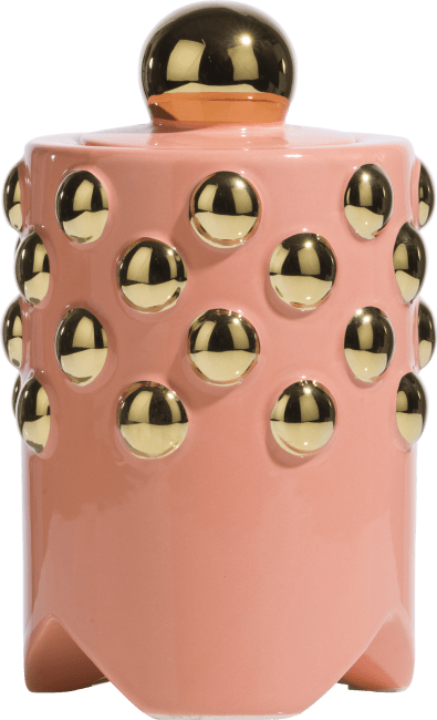 Coco Maison - jar lizzy large - height 22,5 cm