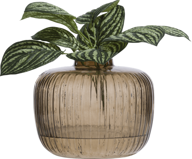 Coco Maison - vaas iris small - hoogte 19 cm