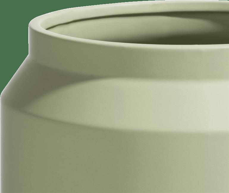 Coco Maison - vaas / pot leo large - hoogte 28,5 cm