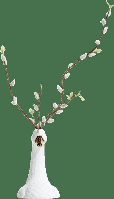 Coco Maison - vaas swan - hoogte 19,5 cm