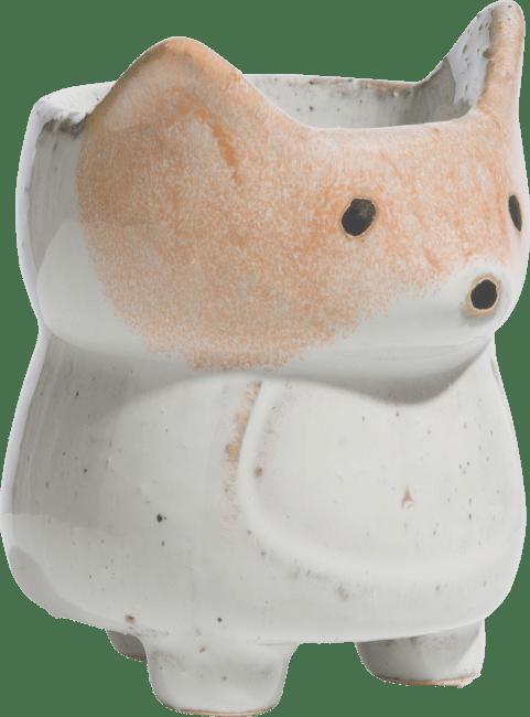 Coco Maison - theelicht fox - 8 x 7 cm