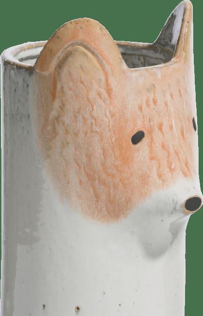 Coco Maison - vaas fox - hoogte 31 cm