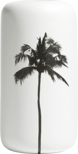 Coco Maison - vaas palm large - hoogte 29,4 cm