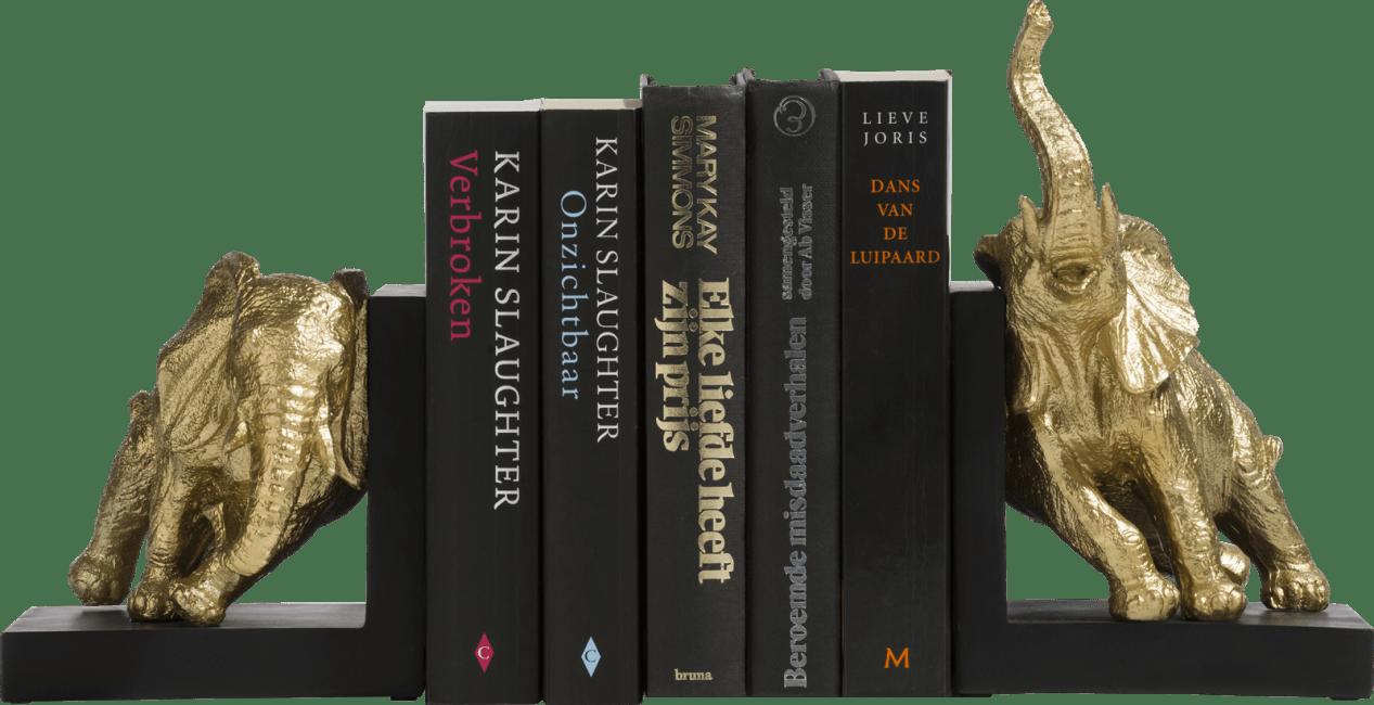 Coco Maison - boekensteun elephants - set van 2