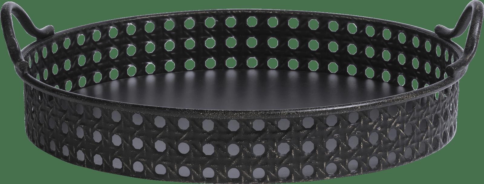 Coco Maison - tray leya - diameter 46 cm - indoor & outdoor
