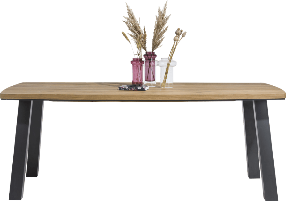 Arizona - eetkamertafel 160 x 105 cm