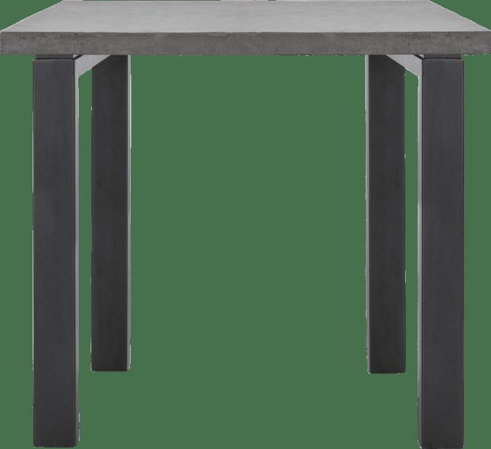Toro - tresentisch 130 x 90 cm (hoehe: 92 cm)