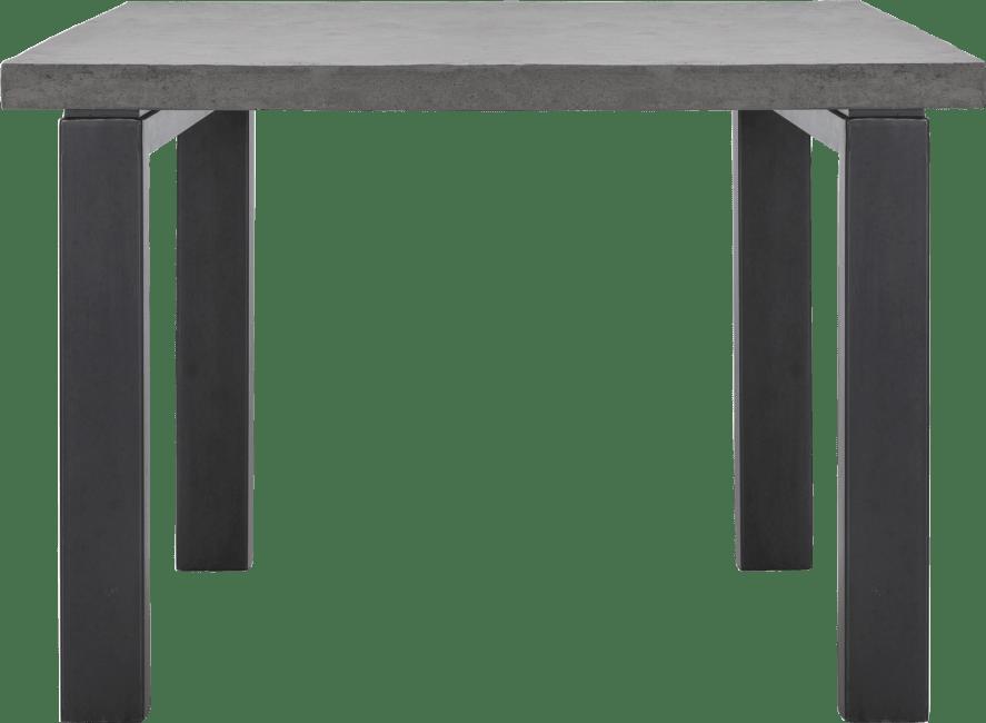 Toro - eetkamertafel 130 x 90 cm