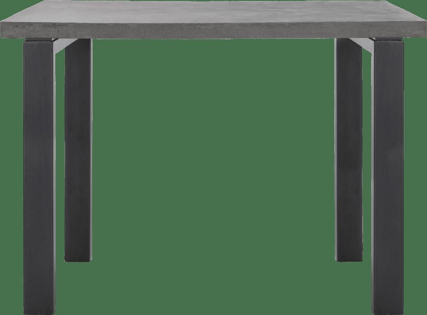 Toro - bartafel 160 x 90 cm (hoogte: 92 cm)