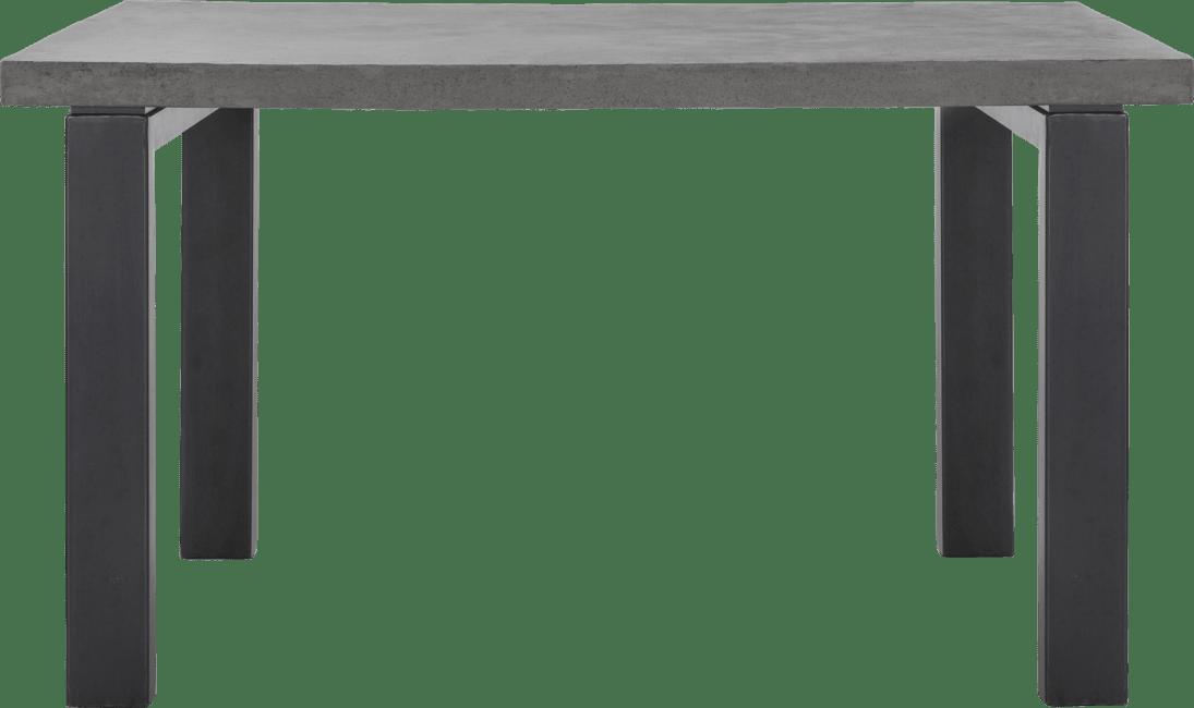 Toro - eetkamertafel 160 x 90 cm