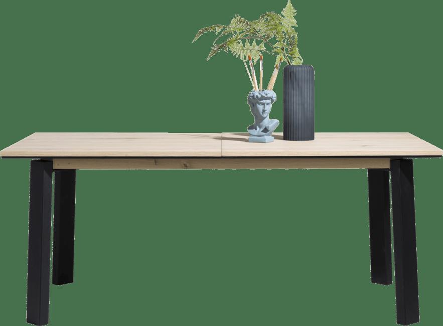 Moreni - uitschuiftafel 190 (+ 60) x 100 cm