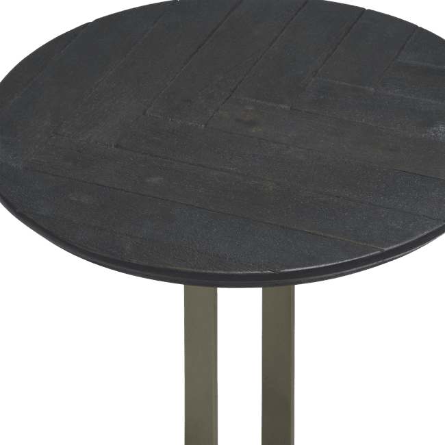 Coco Maison - bijzettafel bea - diameter 40 cm
