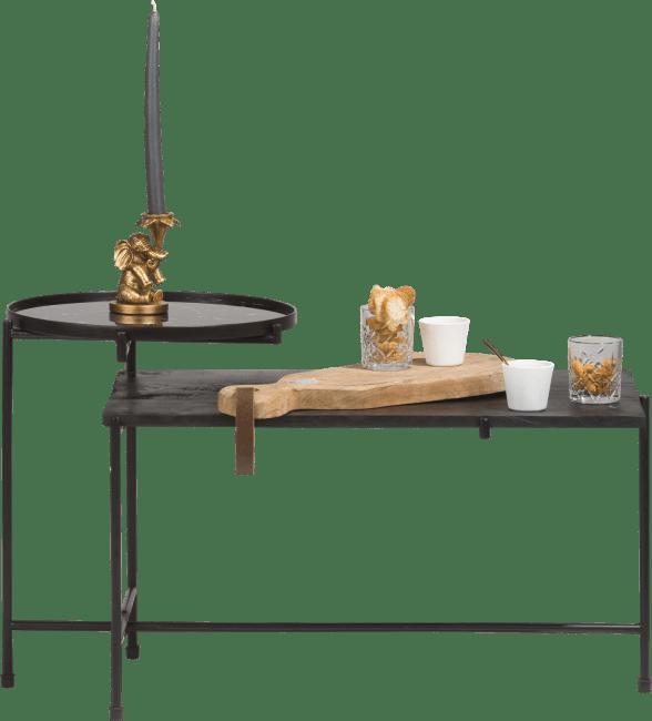 Coco Maison - beistelltisch kyra - hoehe 57 cm