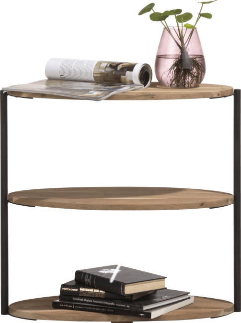 Coco Maison - bijzettafel leann - 30 x 64 cm